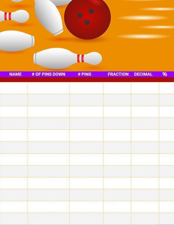 math-bowling-scoring-sheet