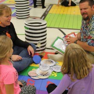 Parent Lending Library Math Game Mats Bundle
