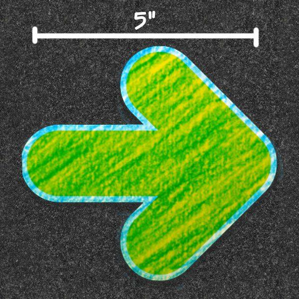 Sensory Floor Decal Set
