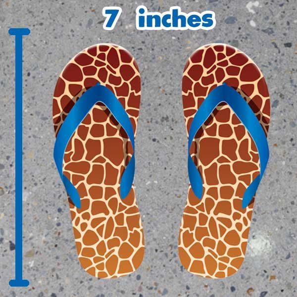 sensory-path-floor-decals-flip-flops