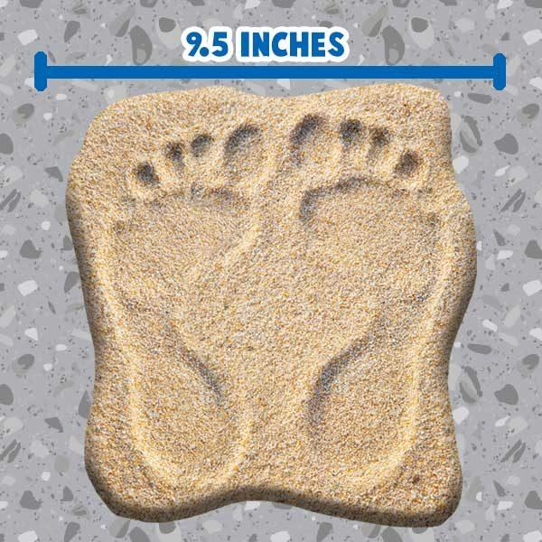 sensory-path-floor-decals-sand-footprint