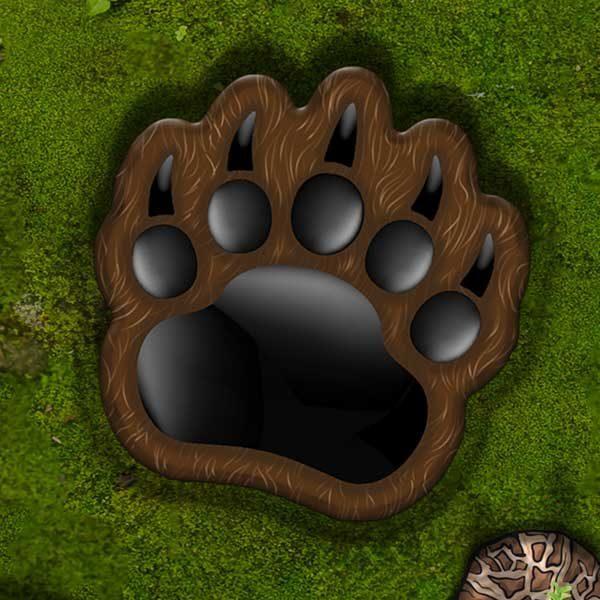 bear-paw-decals