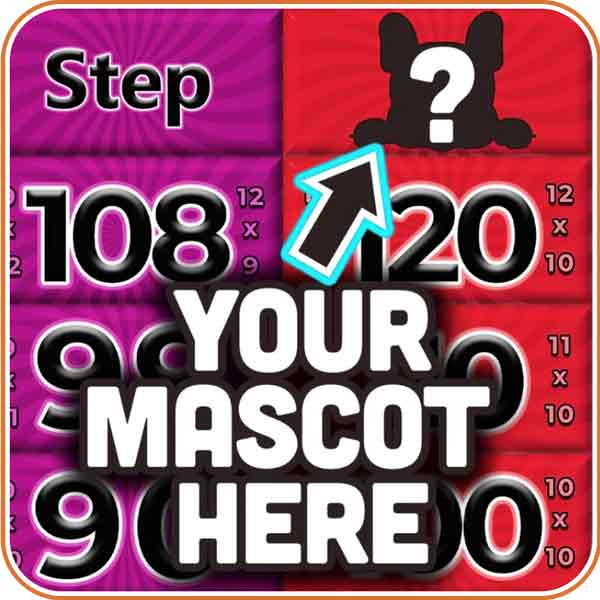 multiplication-mascot