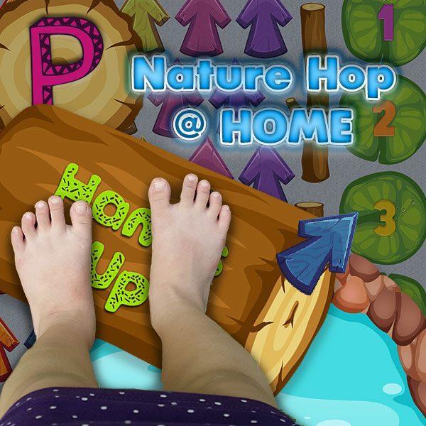 nature-hop-at-home-sensory-path