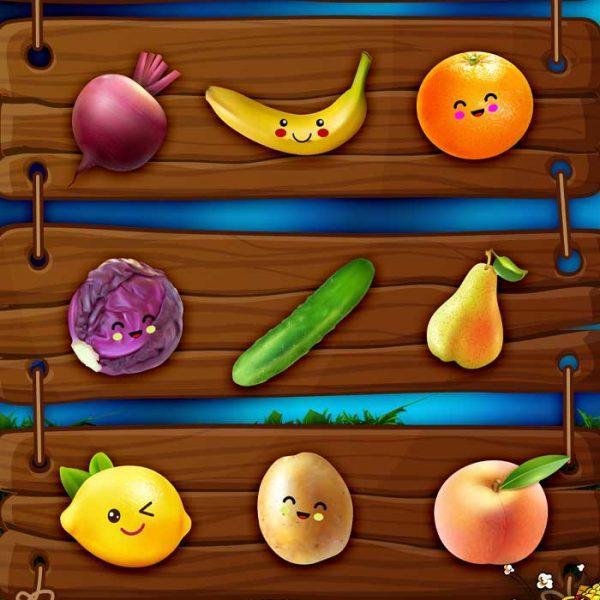 VEGGIE FRUIT HOP